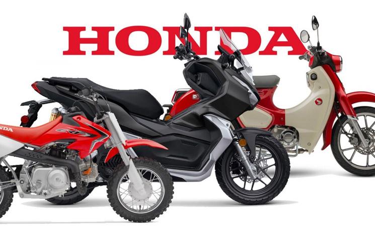 3 nouveaux modèles de motos Honda vous attendent en 2021!